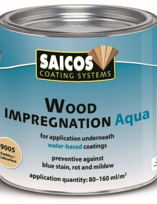 Impregnant do drewna Saicos
