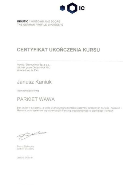 Janusz Kaniuk