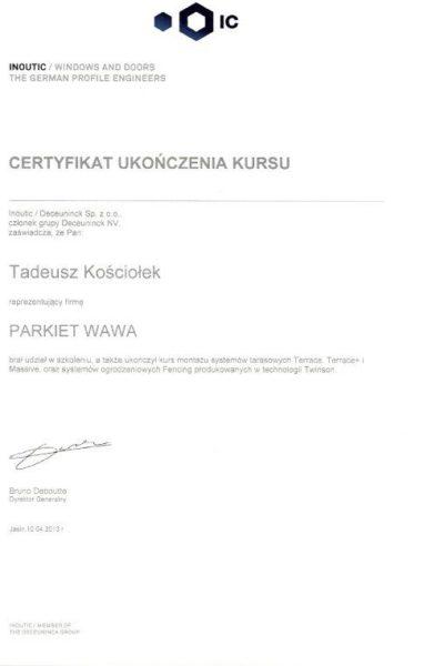 Tadeusz Kościołek