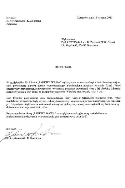 referencje-Norbert-Krzyzano